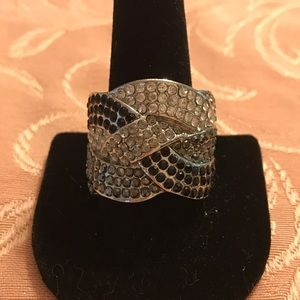 Lia Sophia Cocktail Hour ring